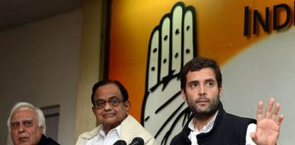 Is the senior Congress leader angry with Rahul Gandhi?