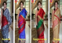 Please, tell me which sari we wear on Independence Day: US ambassador