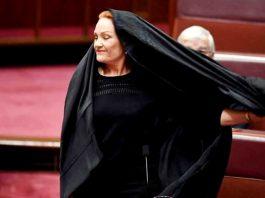 Australian MP asks for ban on burqe