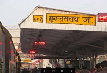 Rukus in rajyasabha for changing name of mugalsarai station