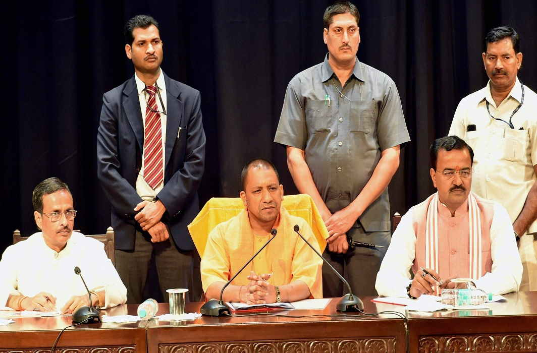5 ministers, including CM Yogi, got the way to go to the Vidhan Sabha