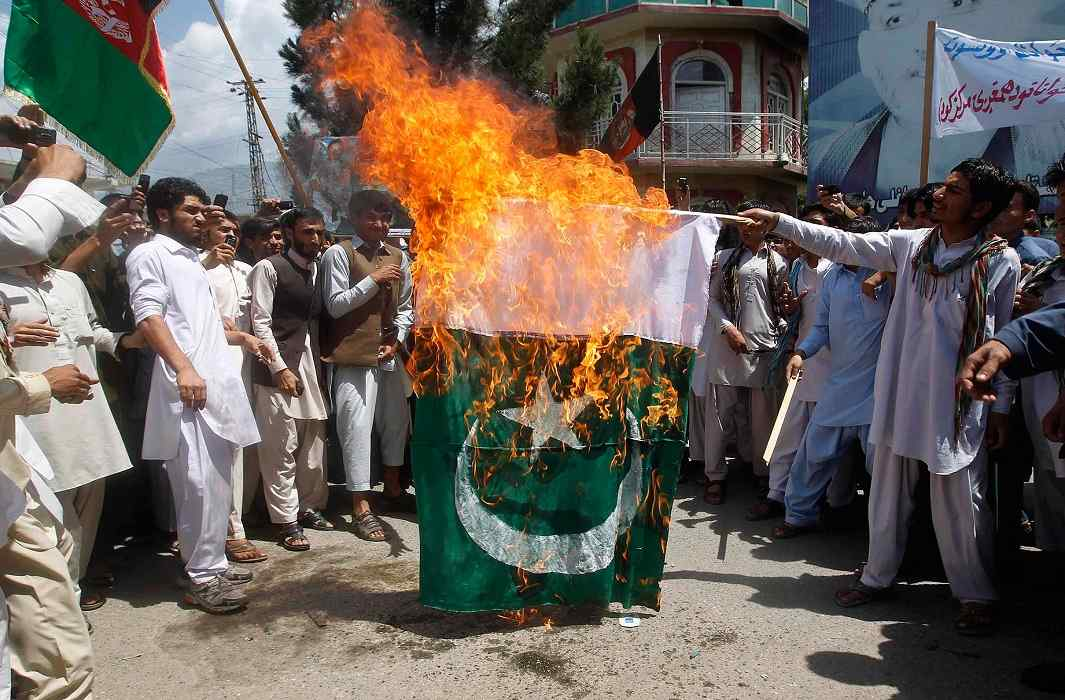 73% of people in Pakistan occupied Kashmir want freedom from pakistan
