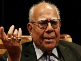 Senior advocate Ram Jethmalani, the country's famous advocate, has announced his retirement from advocacy.
