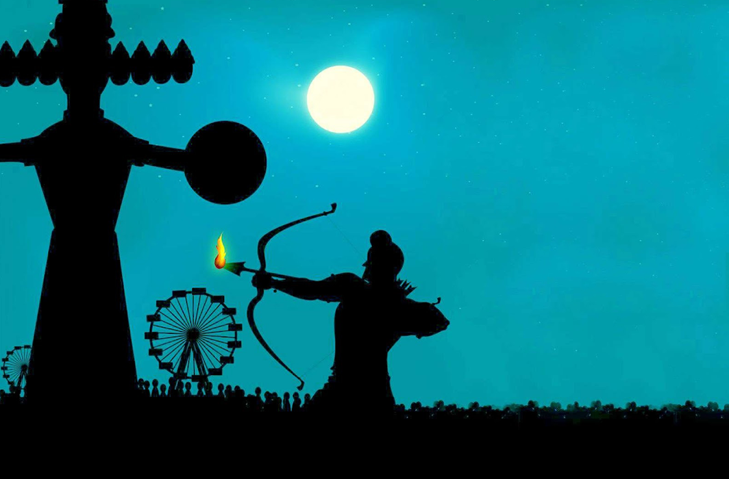 somethings intrusting Related to VijayaDashami and you should know