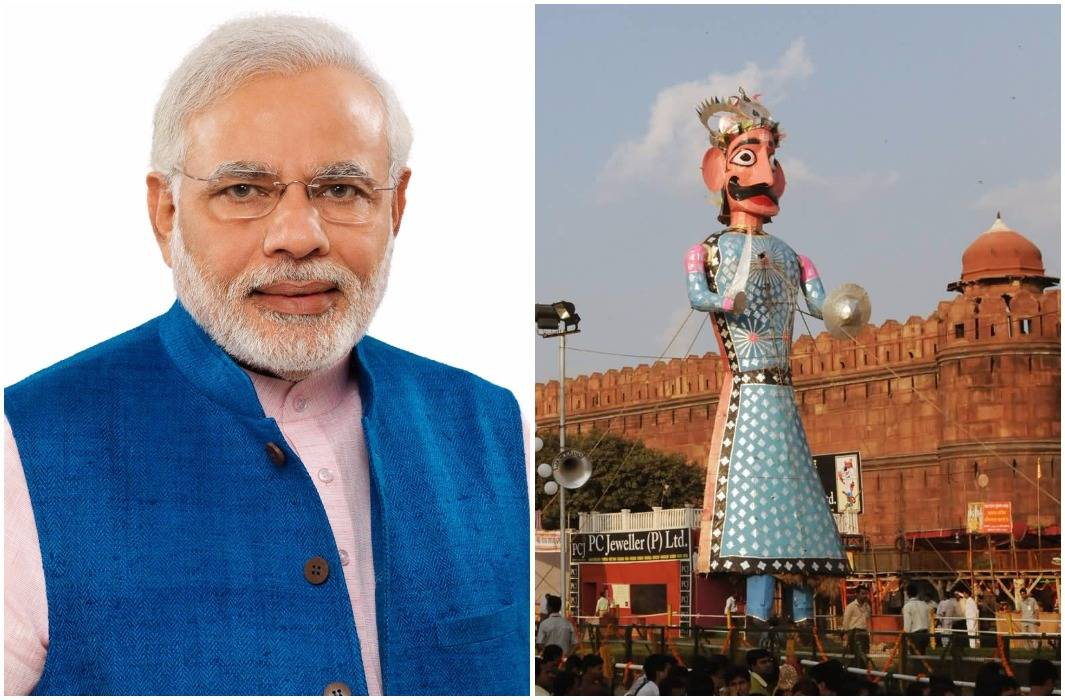 Vijayadashmis Dhoom today and PM Modi will do Ravana combustion