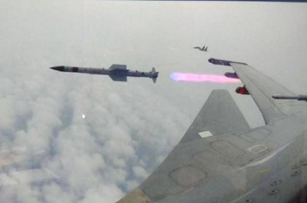 Indigenous missile astra can soon join the Indian Air Force soon.