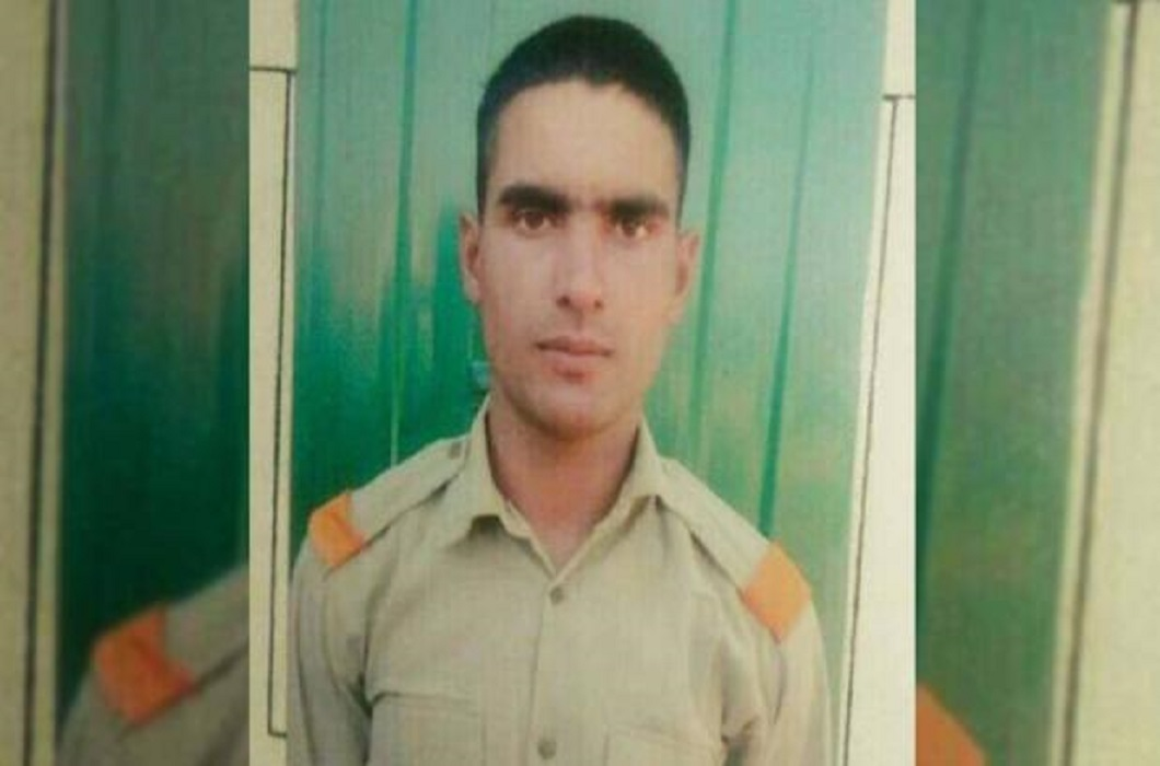 The terrorists has killed the BSF jawan Mohammad Ramjan Parare
