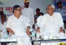 Lalan said the flood caused by rats, Lalu asked two feet or four legs?