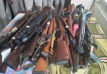 Weapons found at dera saccha sauda
