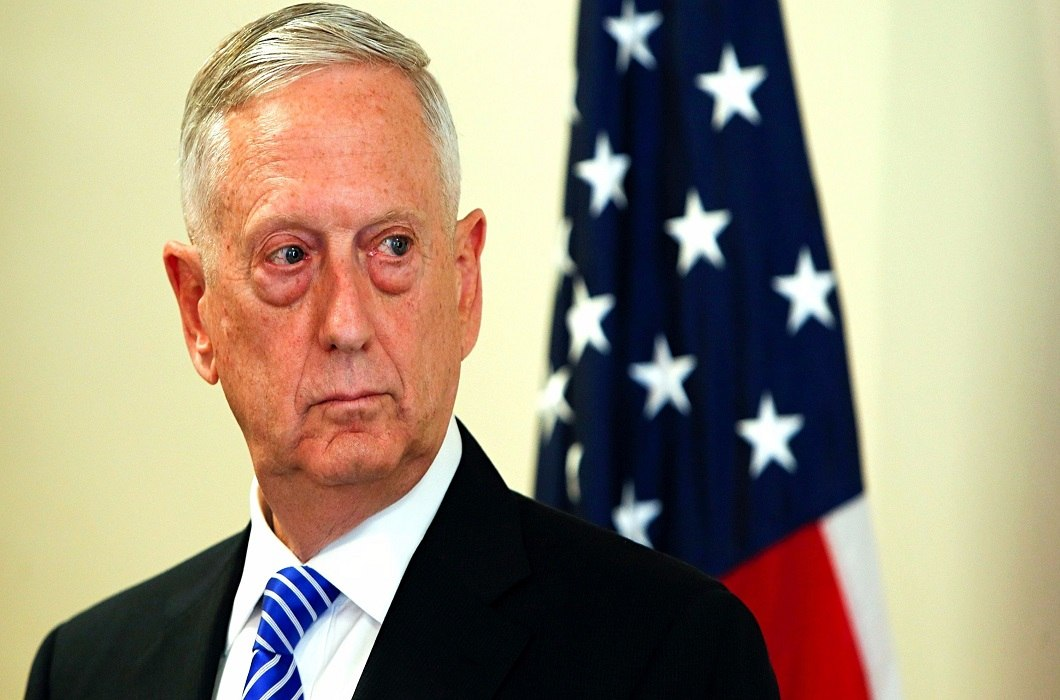 US Defense Minister Matisse is on visit of India today