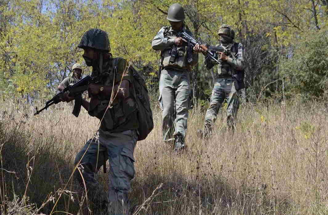Army devastate militant camp before PM visit