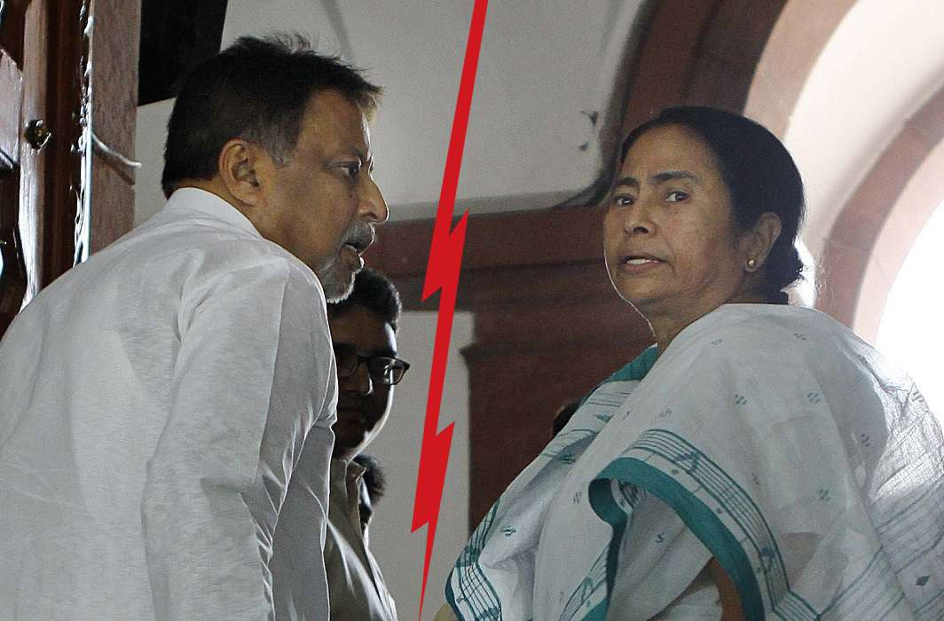 Mamta Banerjee shocked because Mukul Roy will give resign