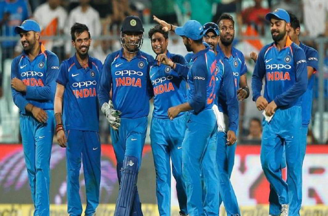 Ind vs Aus: India win series by winning the third ODI, no.1 in ICC rankings