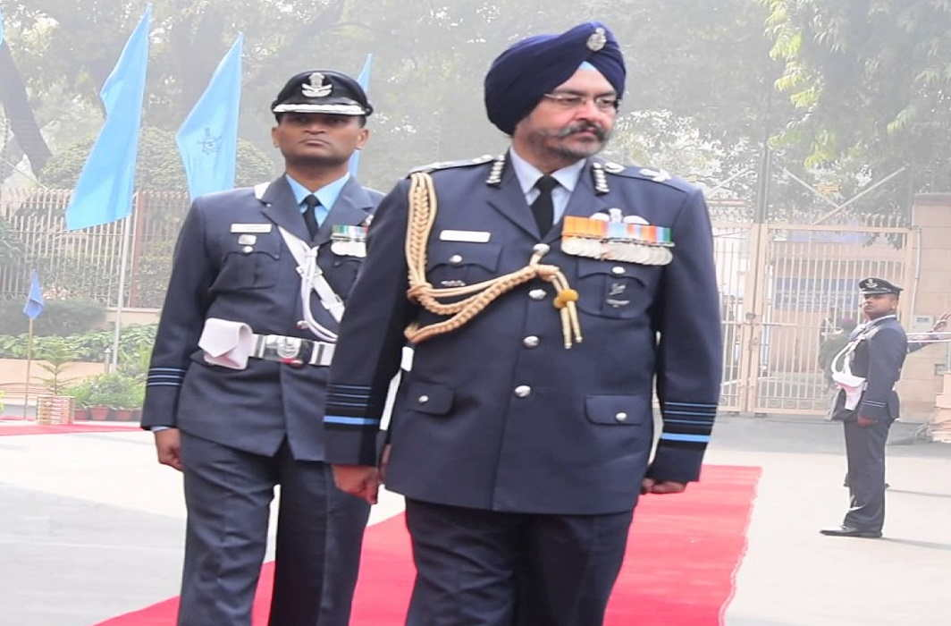 Air Chief Said We are ready for war and we will also destroy nuclear hideout of Pakistan