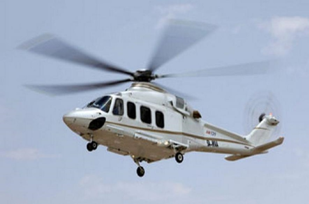 Agusta Westland vvip Helicopter