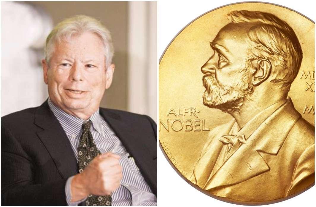 raghuram rajan missed the award economist Nobel Laureate and Richard Thaler winner