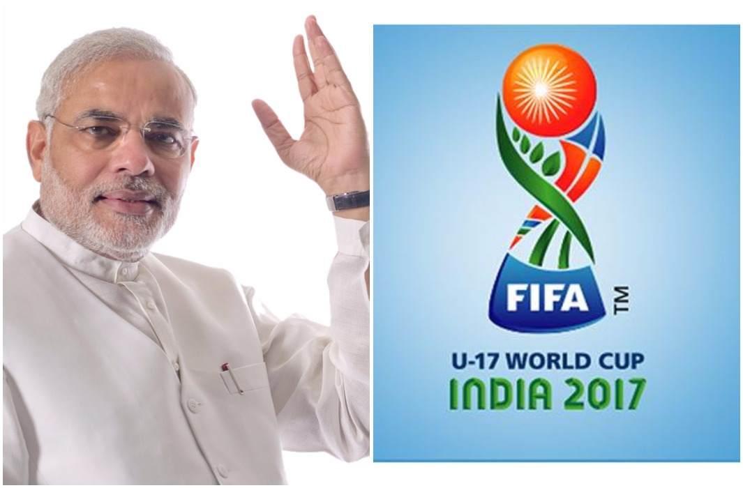 Narendra Modi will inaugurate FIFA U-17 World Cup