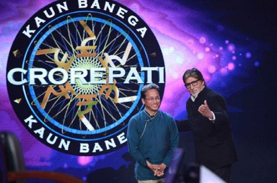 Real Life 'Phungsuk Wangru' in kbc season 9