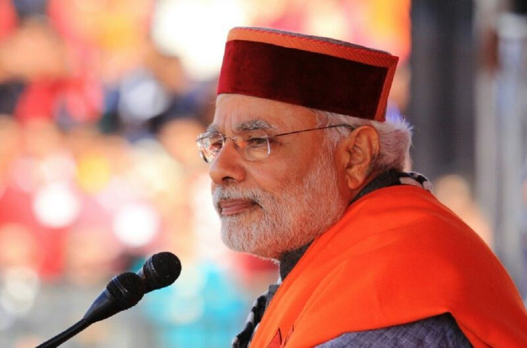PM Modi started election campaign in Himachal and gave AIIMS to Bilaspur
