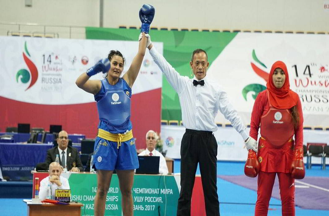 Pooja Kadian Vishu of Haryana has become the first Indian to win a gold medal in the world championship