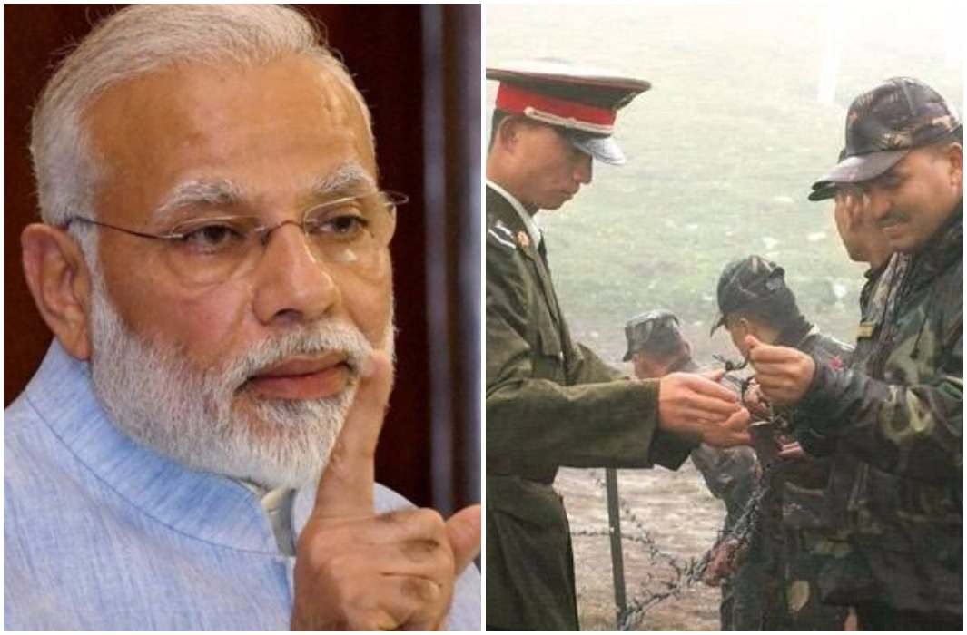 Revealing in the book that Modi had resolved the Doklam controversy