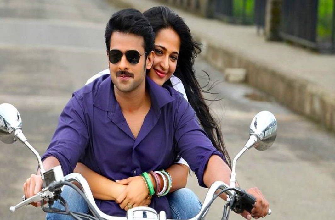 Baahubali star Anushka Shetty and Prabhas