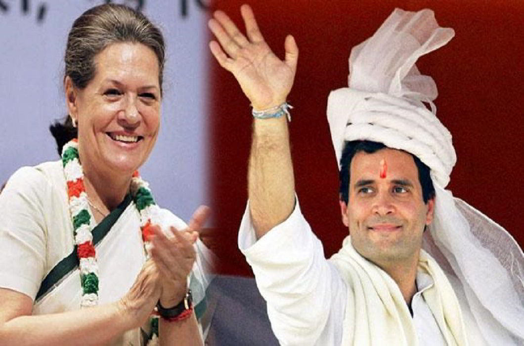 Sonia Gandhi said , Rahul Gandhi's take coronation will soon be done
