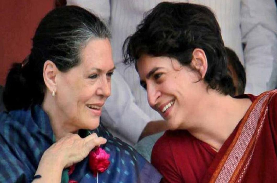 "Sonia Gandhi unwell in Shimla and Rahul tweeted, ""now okay health"""