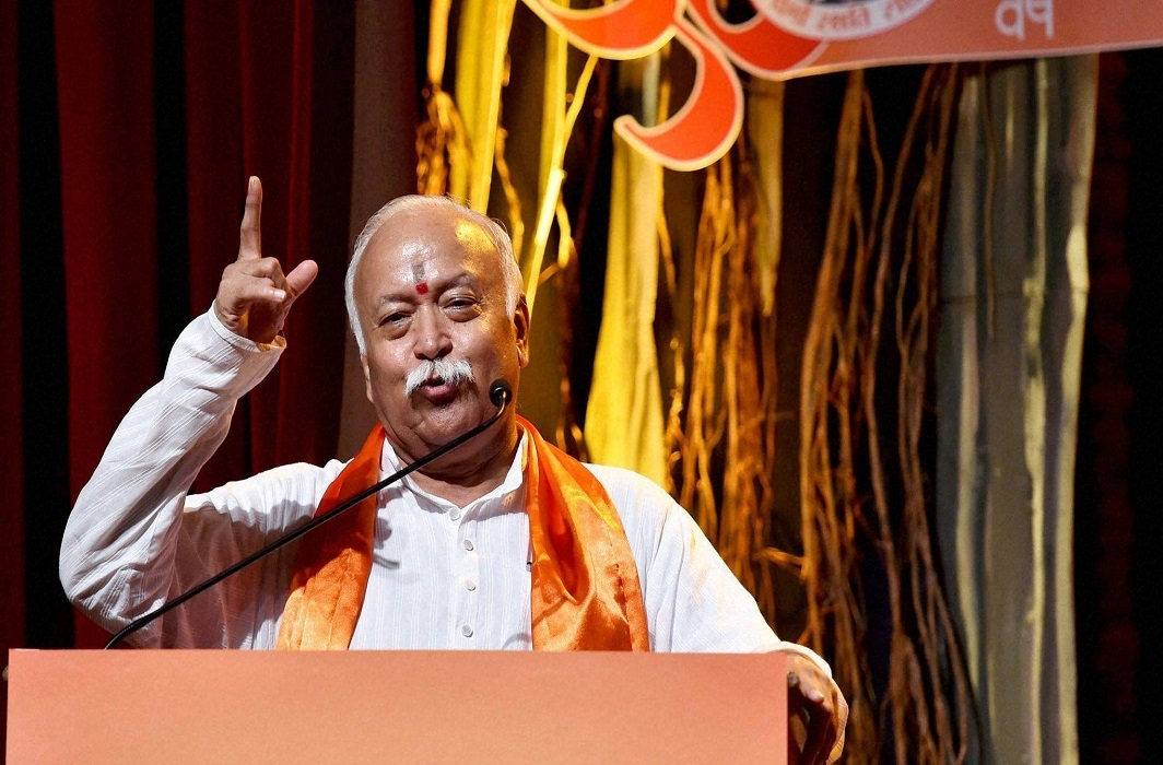 Mohan Bhagwat on Ramjanam land and said - Ram temple construction will be on ramjanam land