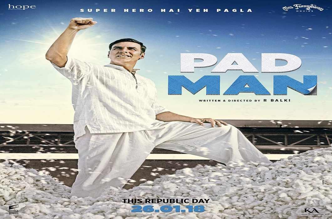 Padmaan's new poster release, See look Akshay