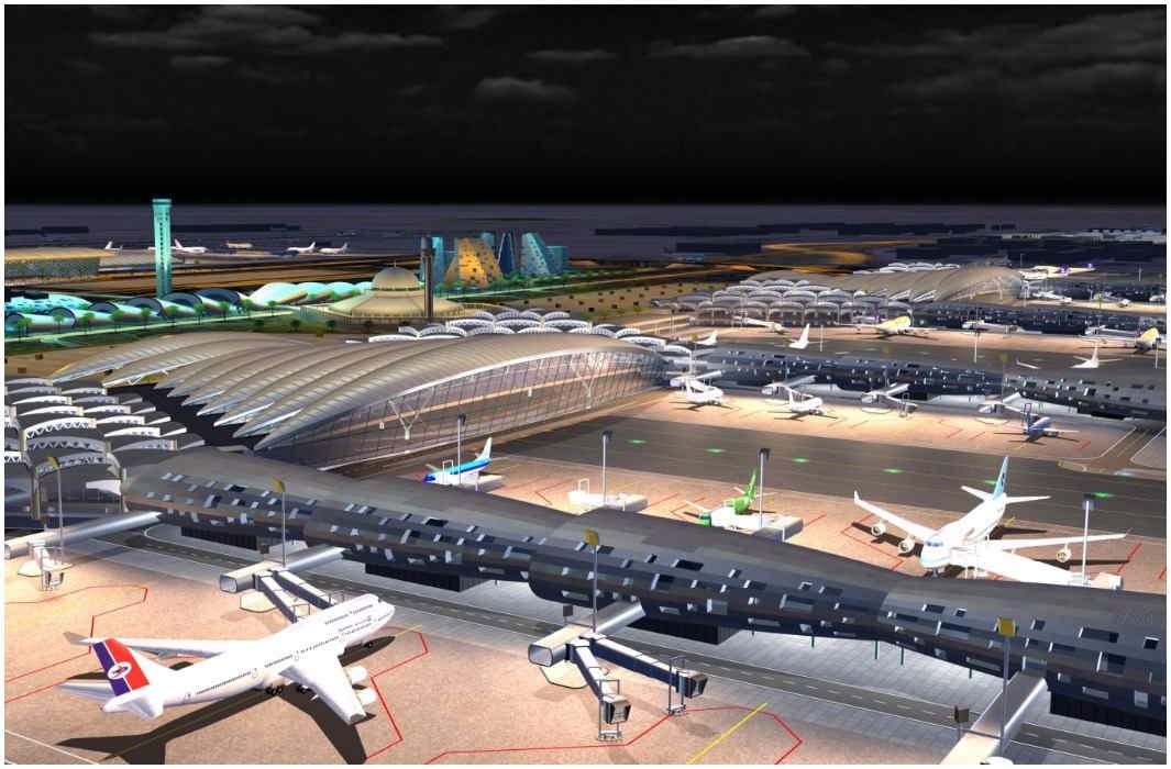 RIYAD-AIRPORT
