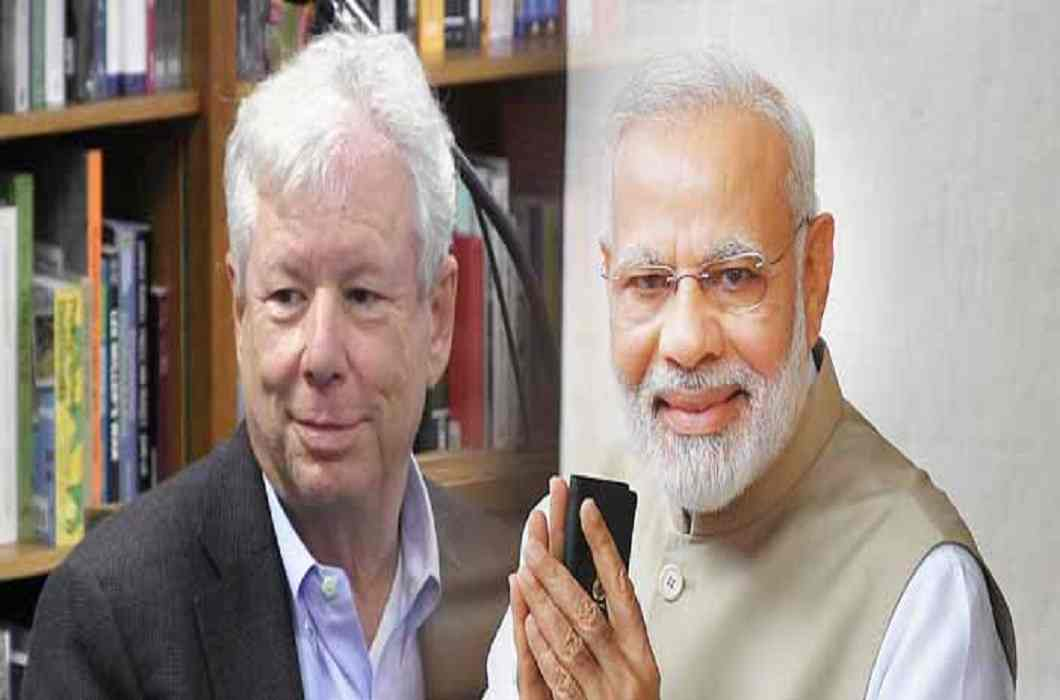 Nobel laureate Richard Theller said demonetisation plan was good but there are several types of errors