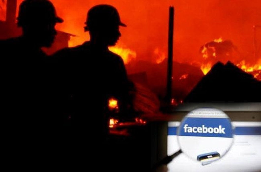 Fires put in 30 houses of Hindus in Bangladesh on one Facebook post