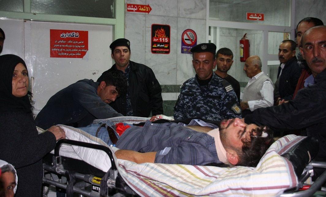 7.2 magnitude earthquake hits Iran-Iraq, 164 people die