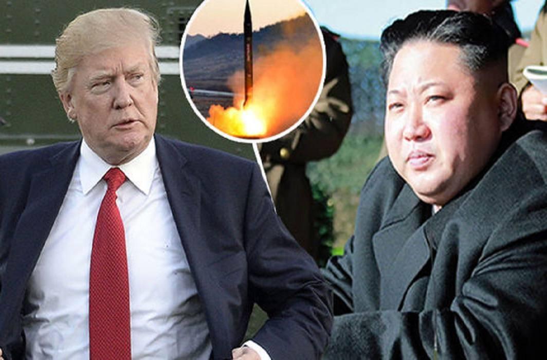 Donald Trump said North Korea is place of terrorism
