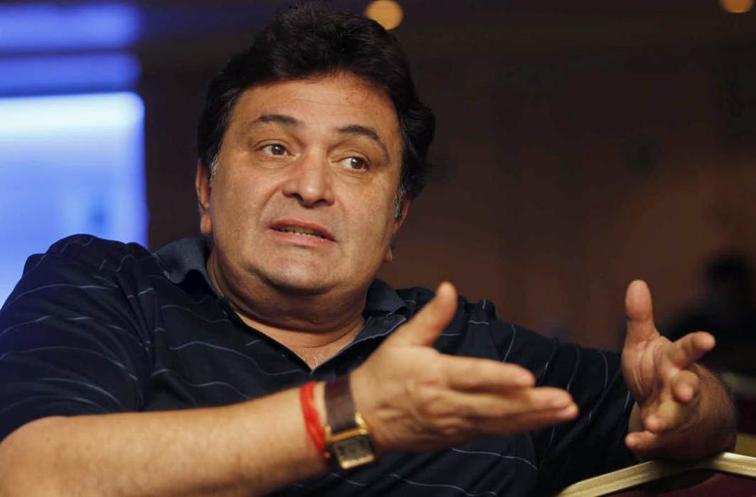 Rishi Kapoor's support for Farooq on PoK and also demand visa for pakistan