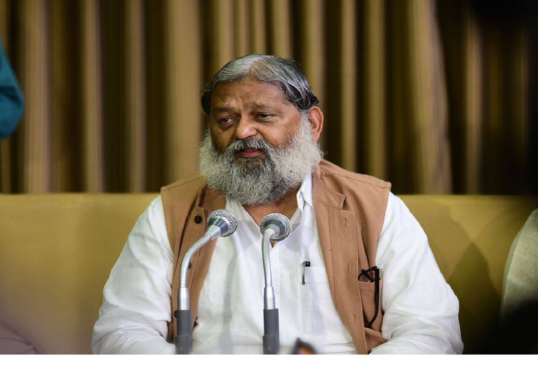 Controversial statement of BJP leader Anil Vij