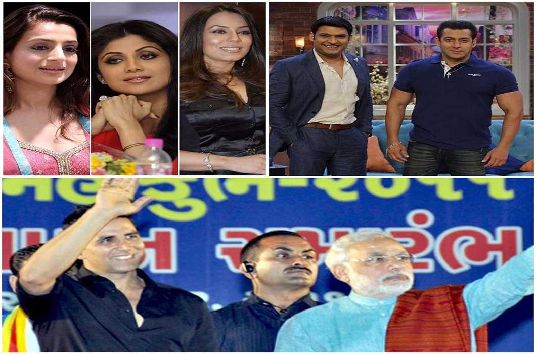 gujarat election campaign in glamorus style and Salman Khan and Akshay will campaign in gujarat