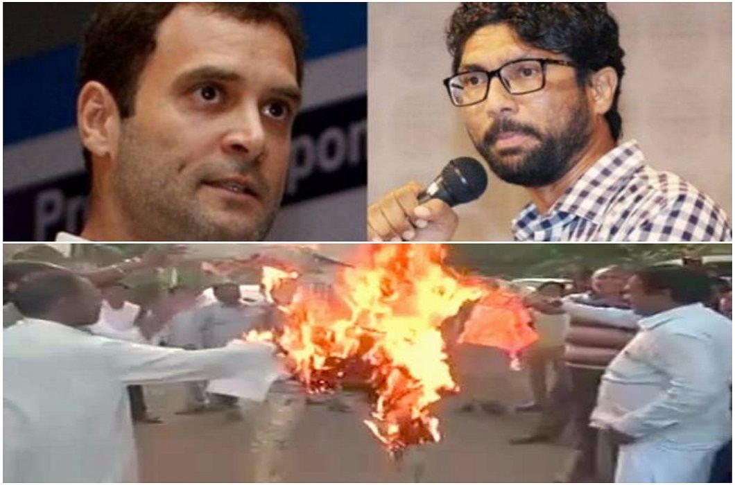Gujarat elections: controversy on congress third list and mewadi has increase difficulties for congress