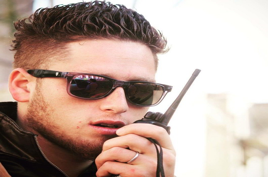 20 year old footballer make a terrorist