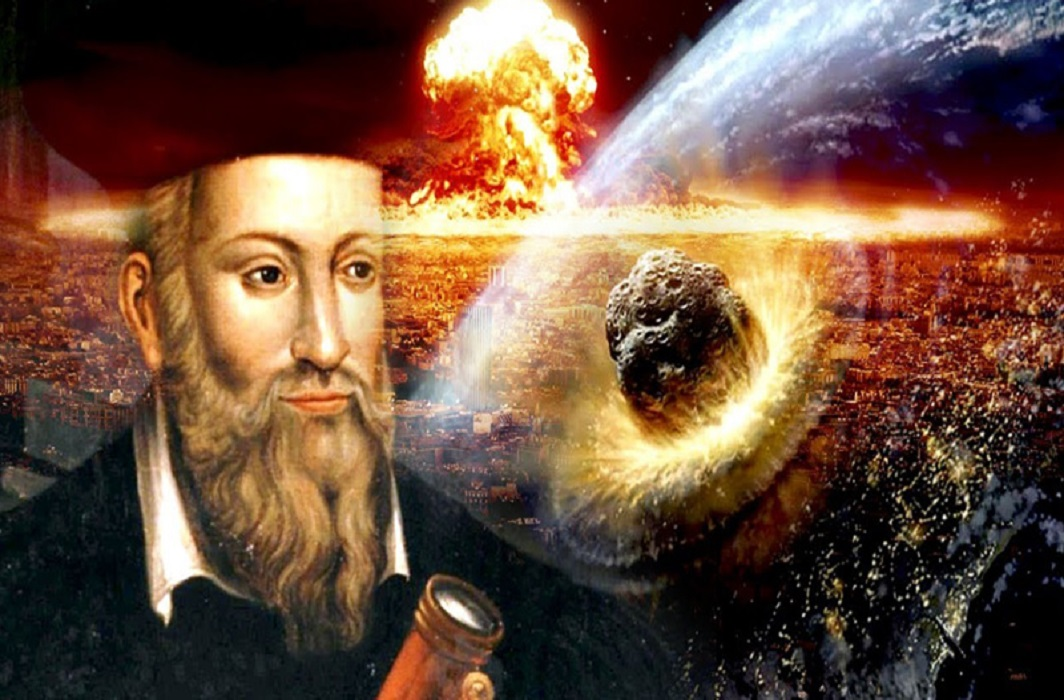Nostradamus did heartbreaking prediction for 2018