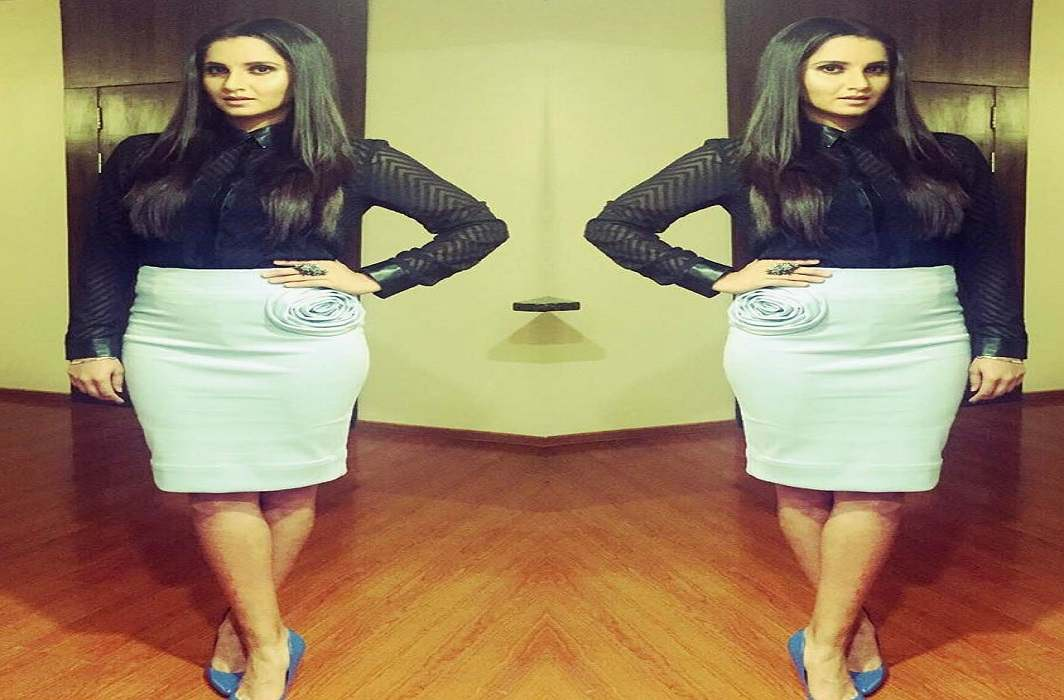 Sania Mirza tells to Fan her many favorite things