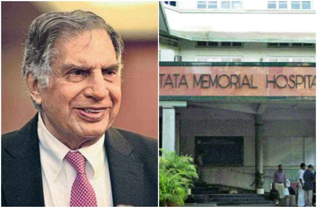 Yogi Sarkar appeals for open the two cancer hospitals to to Ratan Tata