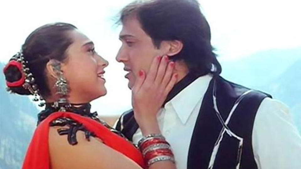 Govinda and karisma