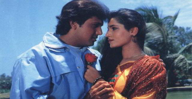 Govinda and neelam