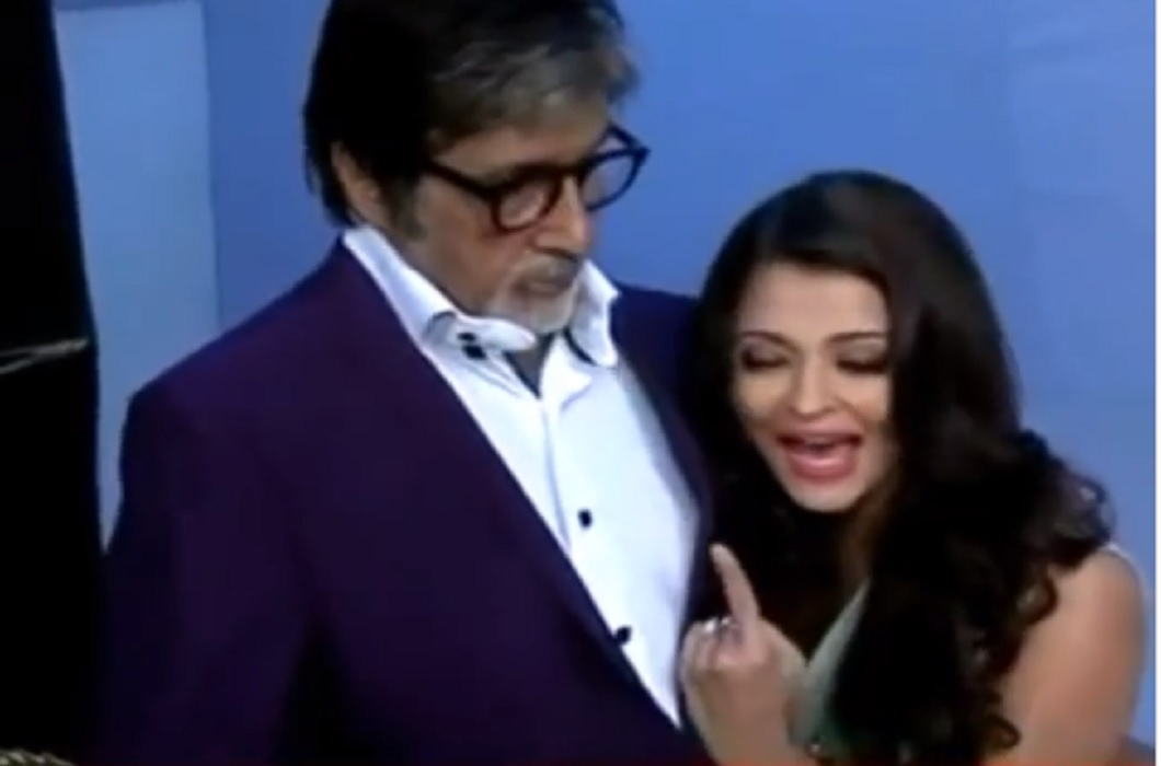Amitabh Bachchan irritate from Aishwarya and said- Stop behaving like aaradhya