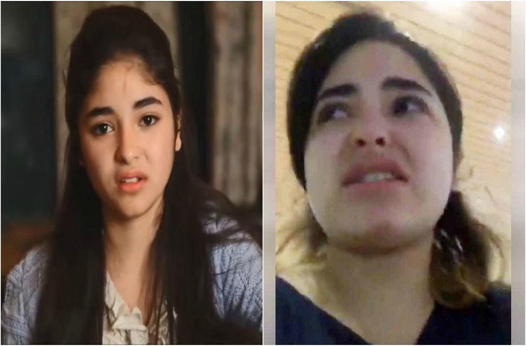 Accused has Arrested in Alleged Molestation Of actor Zaira Wasim