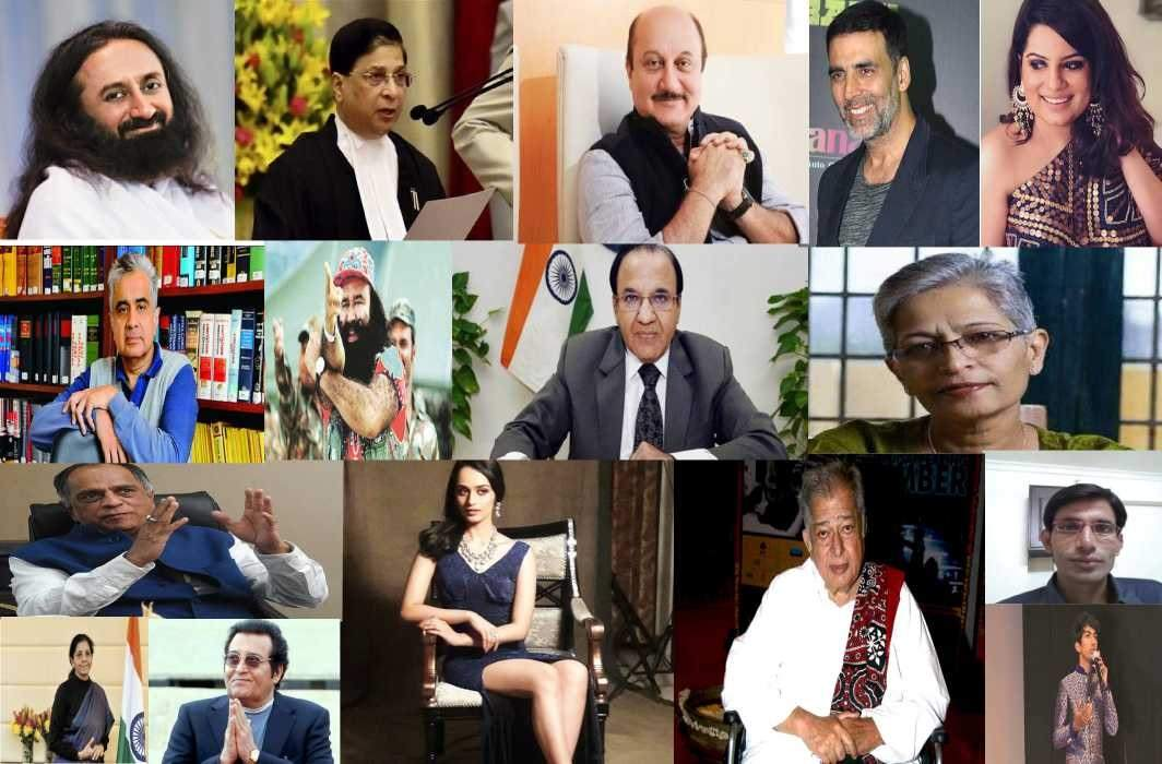 Special persons of 2017 and top news of 2017
