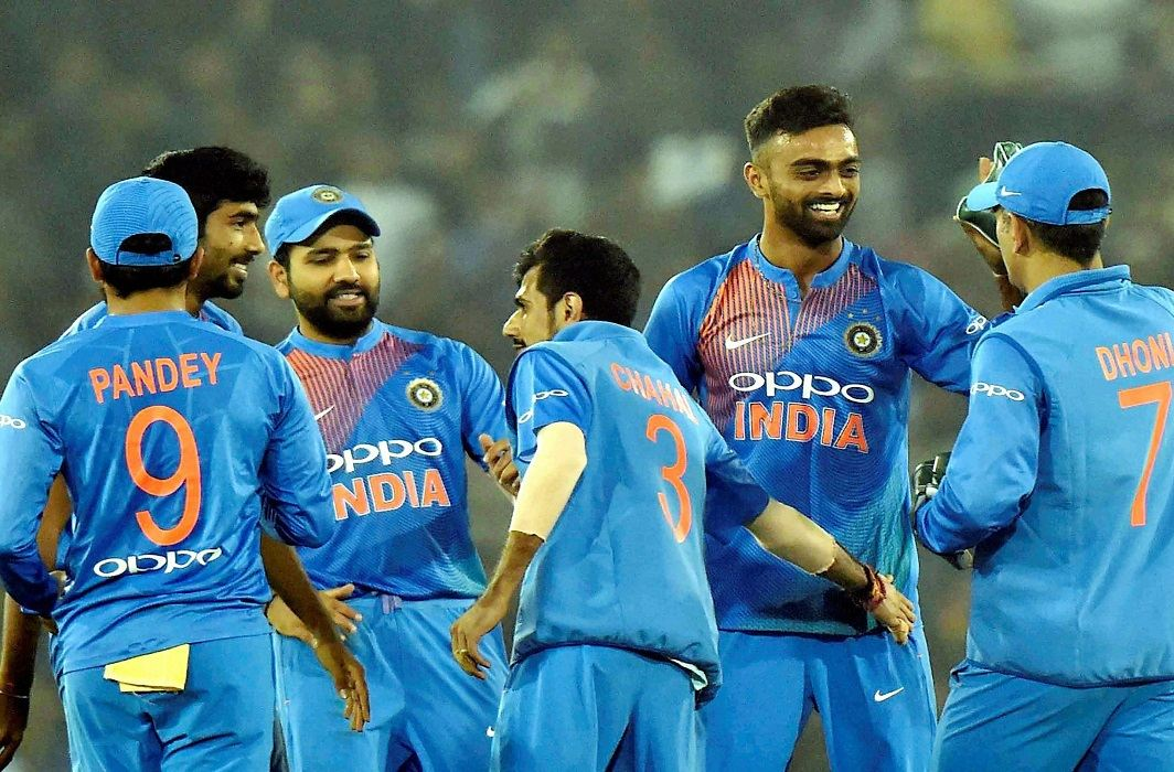 India won in Cuttack T-Twenty, Dhoni made many records