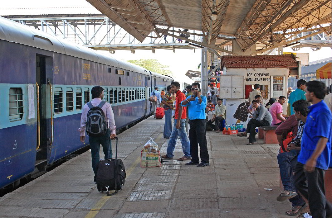 book train ticket through bhim app and get offer for free journey